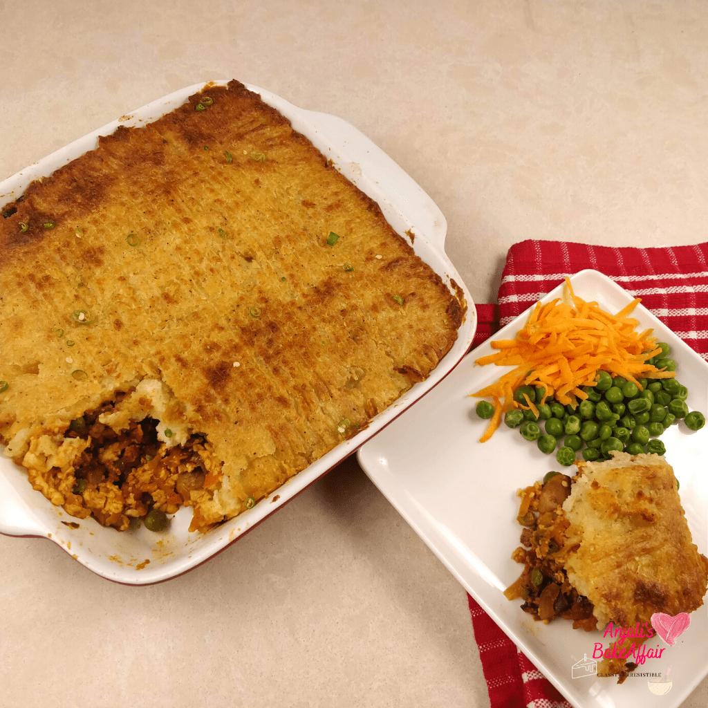veg shepherd's pie