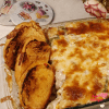 mac and cheese with bechamel sauce