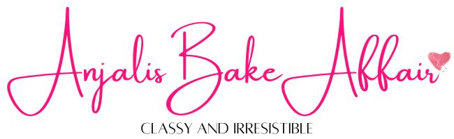 Anjali's BakeAffair