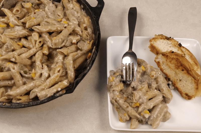 One-Pot Pasta Dinner