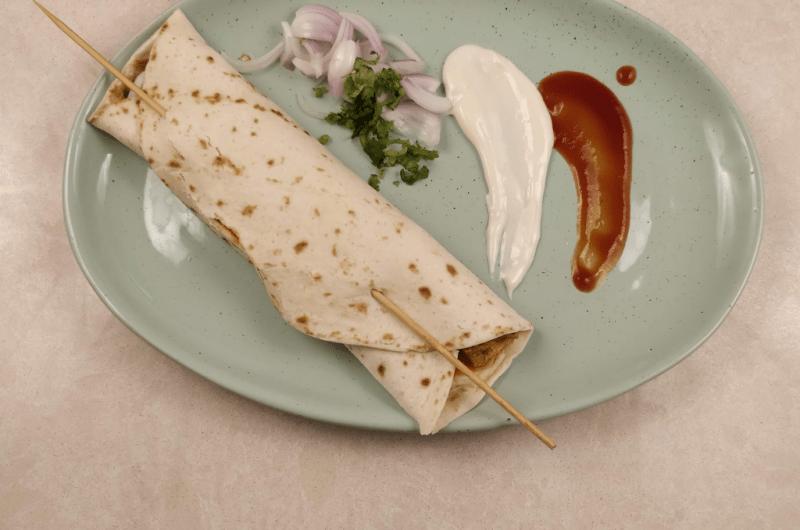Tortilla Wraps - 2 ways