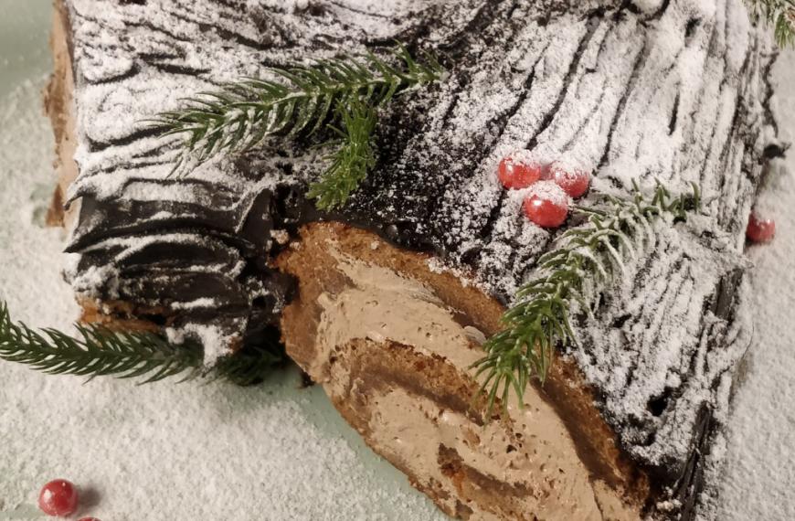 Yule Log | Bûche de Noël