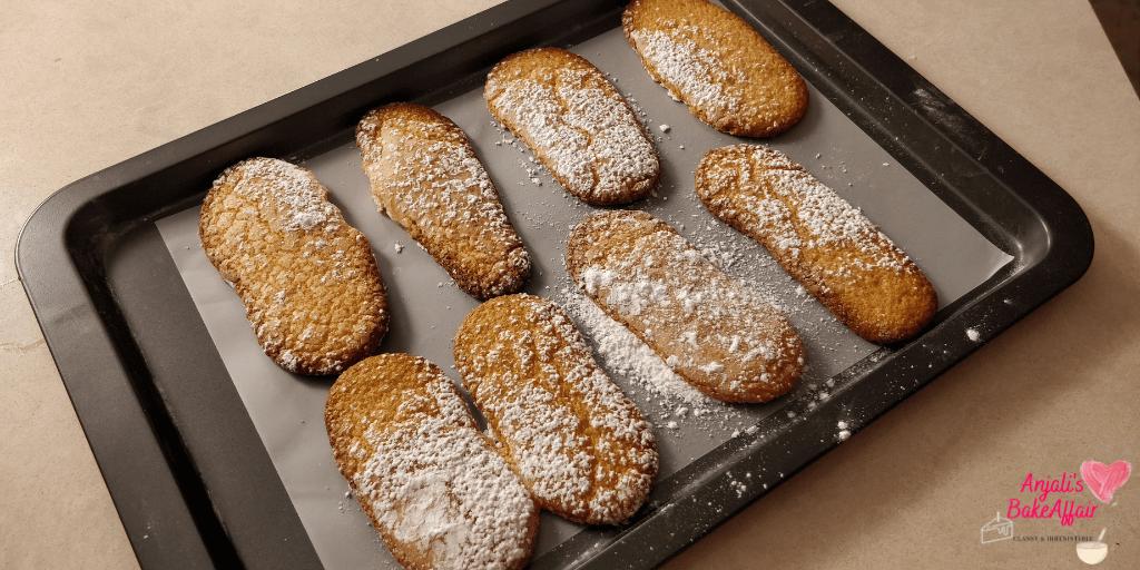 ladyfinger cookies  tiramisu cookies